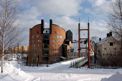 Sundsvall Town Mid Sweden University - Mid sweden university map